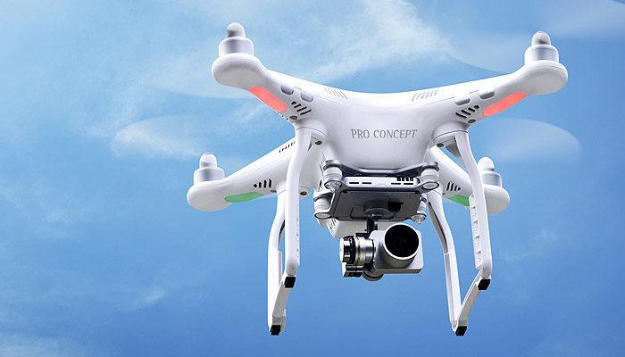VEGIS Drohnen Gebäudeservice