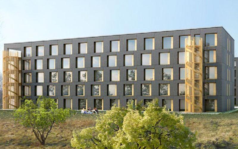 Studentenwohnheim Hannover Chic7