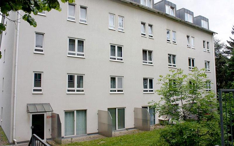 Appartementhaus Mainz